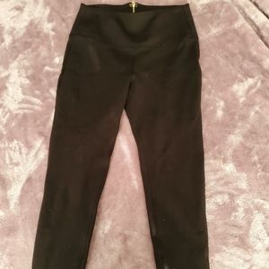 Bebe black leggings XS/S